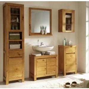 Badezimmereinrichtung - Badezimmer in Pinie - massiv