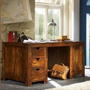Schreibtisch Madison - Palissander