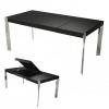 Büroeinrichtung - Schreibtisch von Giancarlo Vegni - Chrom,schwarz