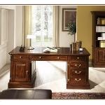 Büroeinrichtung - Schreibtisch - Kolonialstil - Cambridge