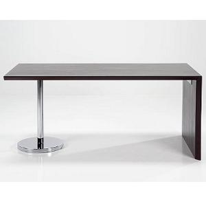 Büroeinrichtung - Moderner schlichter Schreibtisch