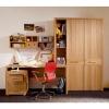 Schreibtischset - Kernbuche massiv - Büromöbel