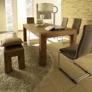 Esstisch - Akazie auf geölt *Schlichter Möbel
