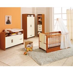 Kinderzimmer Mia - Kirsche / Ecru