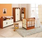 Kinderzimmereinrichtung - Kinderzimmer Mia - Kirsche / Ecru