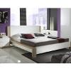 Schlafzimmereinrichtung - Bett Pellini 180x200 in Hochglanz
