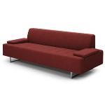 Wohnzimmereinrichtung - Citizen Sofa - Rot