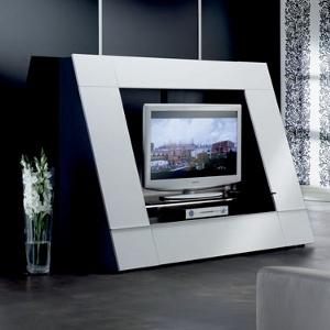 Wohnzimmereinrichtung - TV Rack Luxor 2000