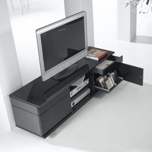 Wohnzimmereinrichtung - TV Rack SLM 1600
