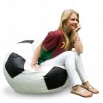 Wohnzimmereinrichtung - Sitzsack - Relax goal - Fußball